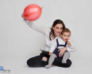 reportaje fotografico madre e hijo