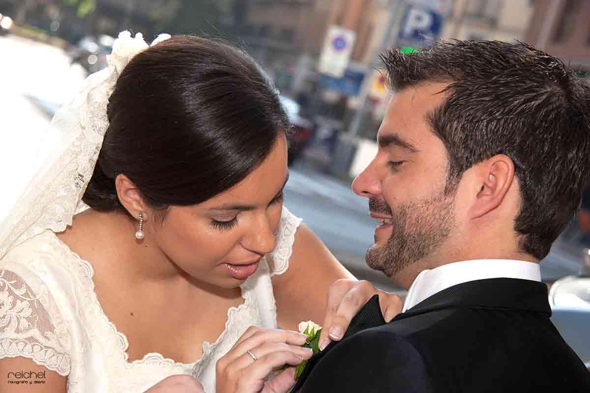 secuencia de una boda clasica