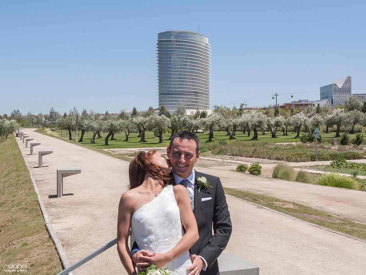 boda civil zaragoza