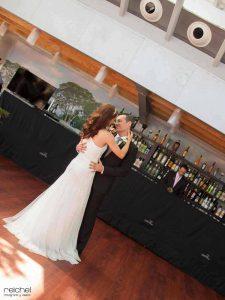 foto de boda civi