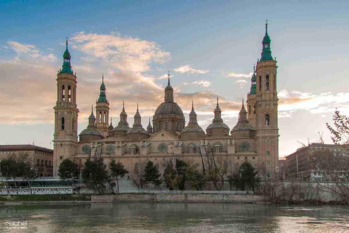 fotos de la basilica del pilar
