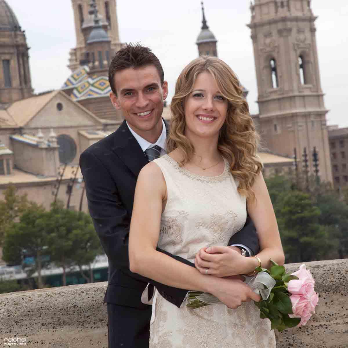 fotos de boda en el rio ebro