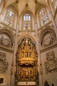 capilla condesestables catedral de burgo