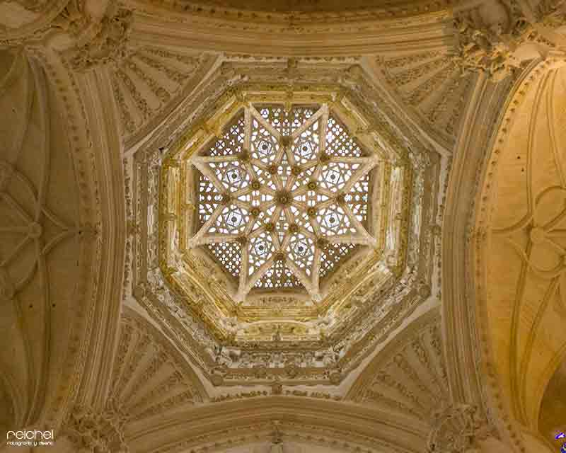 cimborrio catedral de burgos