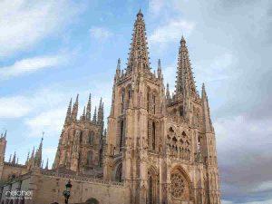 fotos de la catedral de burgos