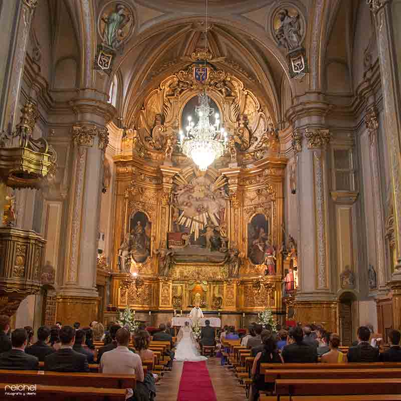 iglesia de santo tomas de aquino zaragoza