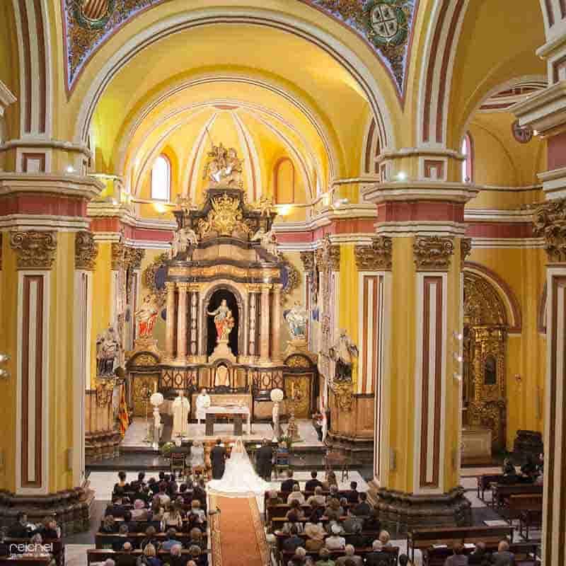 iglesia san cayetano zaragoza