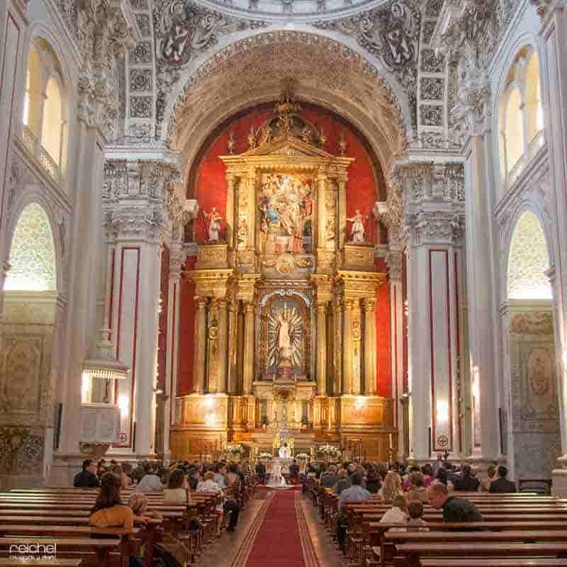 iglesia santiago el mayor zaragoza