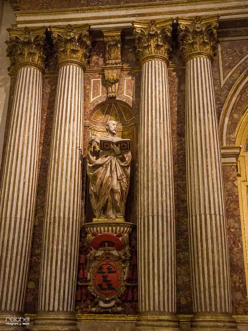 trasncoro catedral de burgos