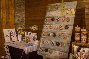 candy bar bodas casero estilo vintage