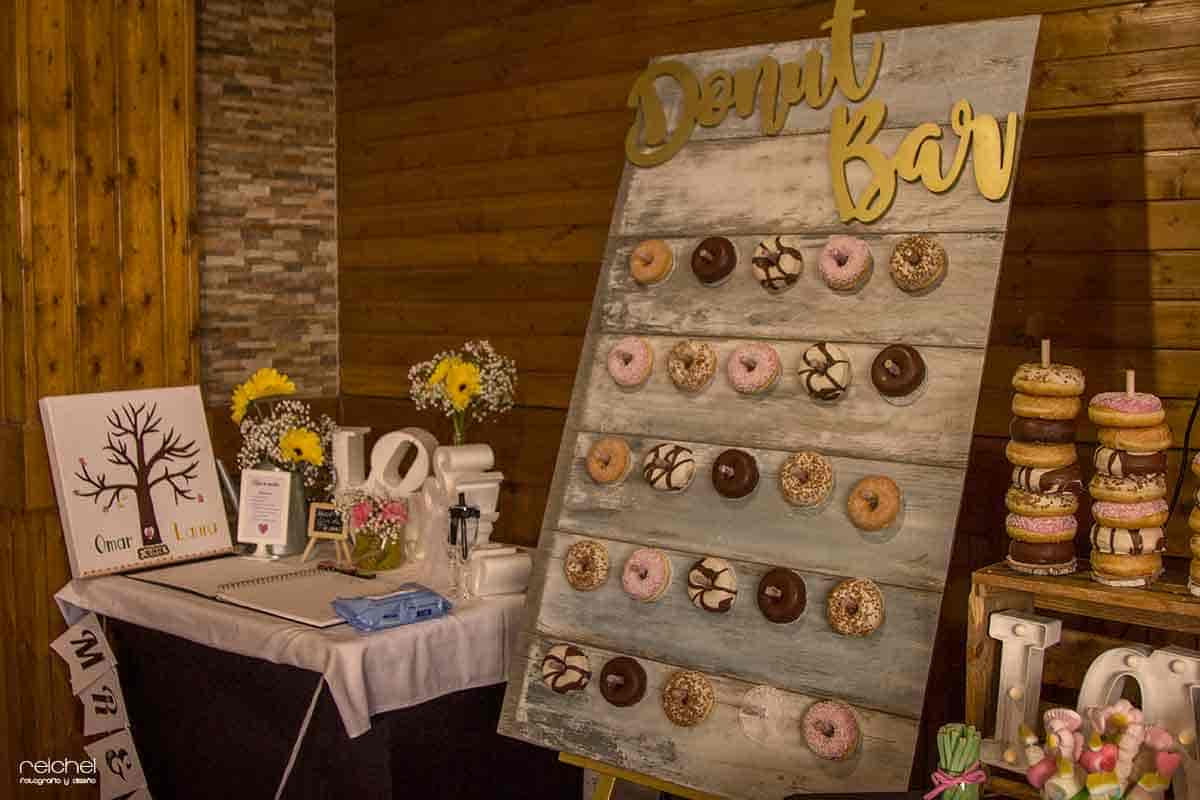 mesas dulces para bodas fotos