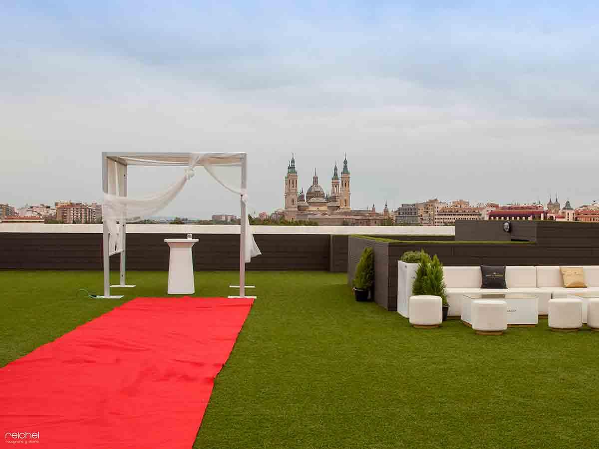 espacio para bodas civiles en zaragoza