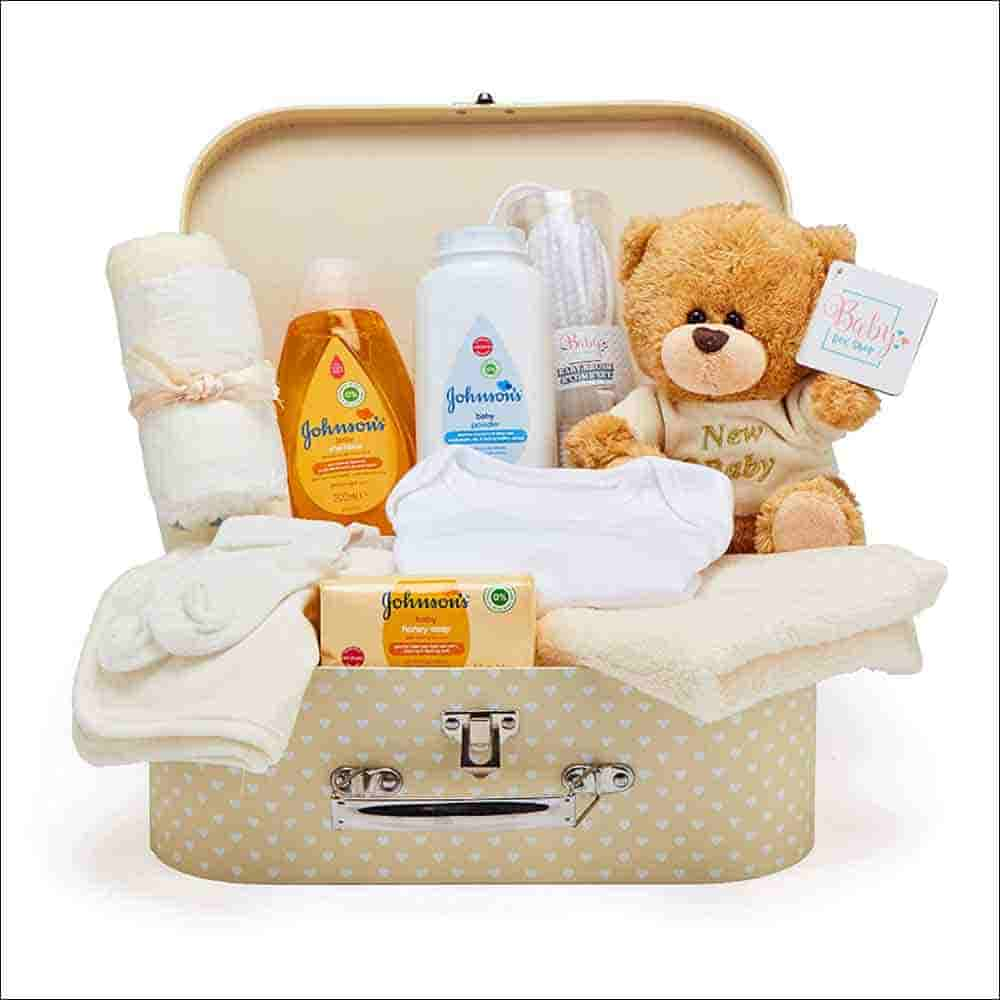 geles de baño para bebes