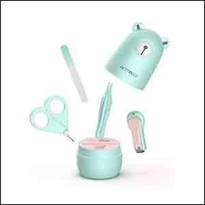 kit de manicura para bebes