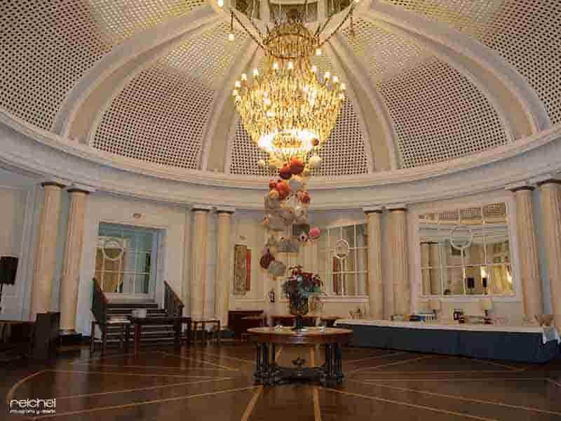 restaurante gran hotel para bodas