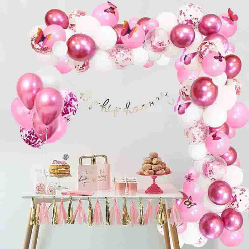 globos decoracion comunion