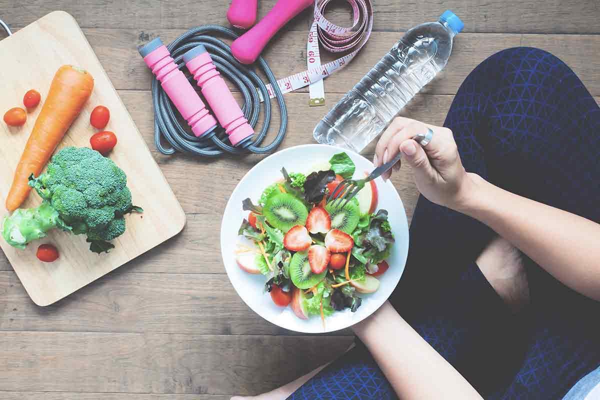 comida saludable para tu cuerpo