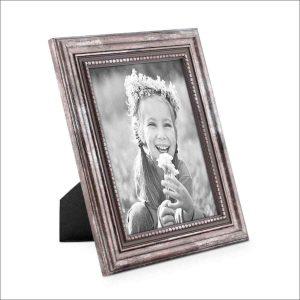 marco foto plata barroca