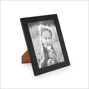 marcos de fotos negro