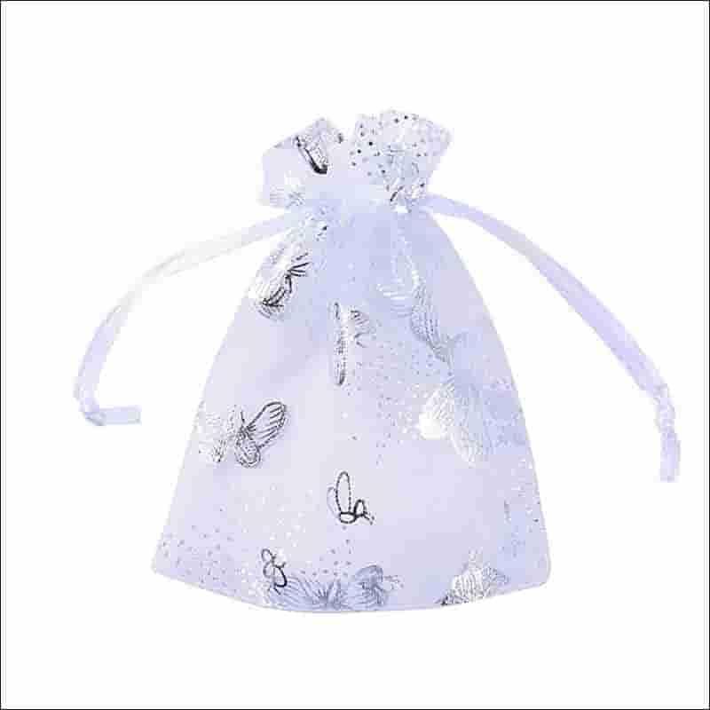 bolsas de organza arroz para bodas
