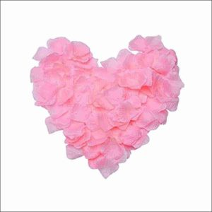 petalos de color rosa