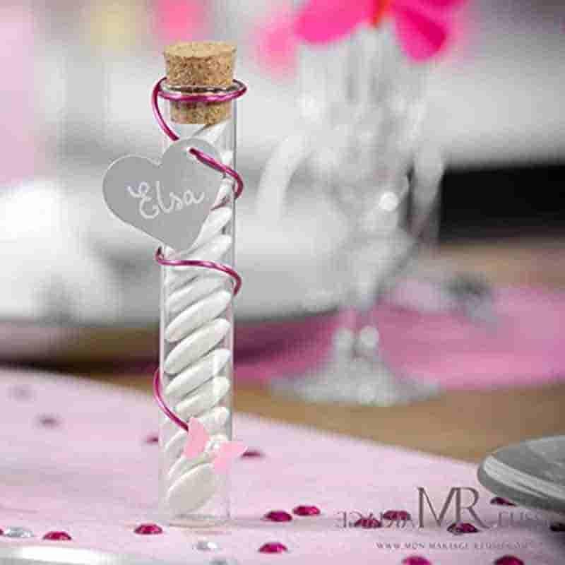 tubos para arror de bodas