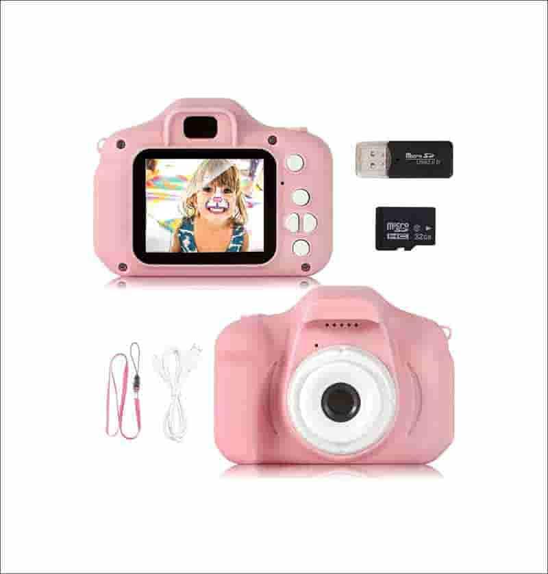 camara fotografica para niña