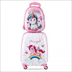 maleta de viaje para niñas