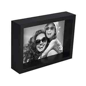marcos para fotos color negro