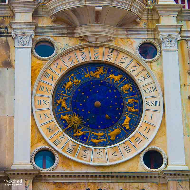 relojes antiguos en venecia
