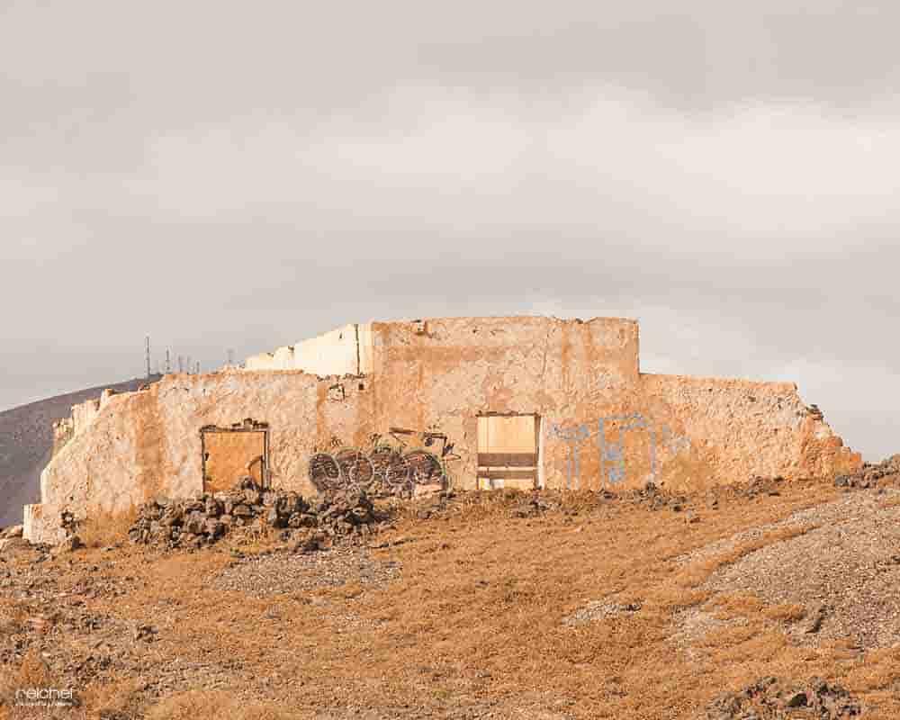 sitios abandonados en tenerife