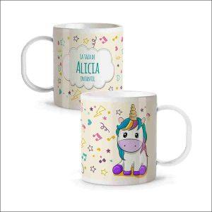 tazas de unicornios