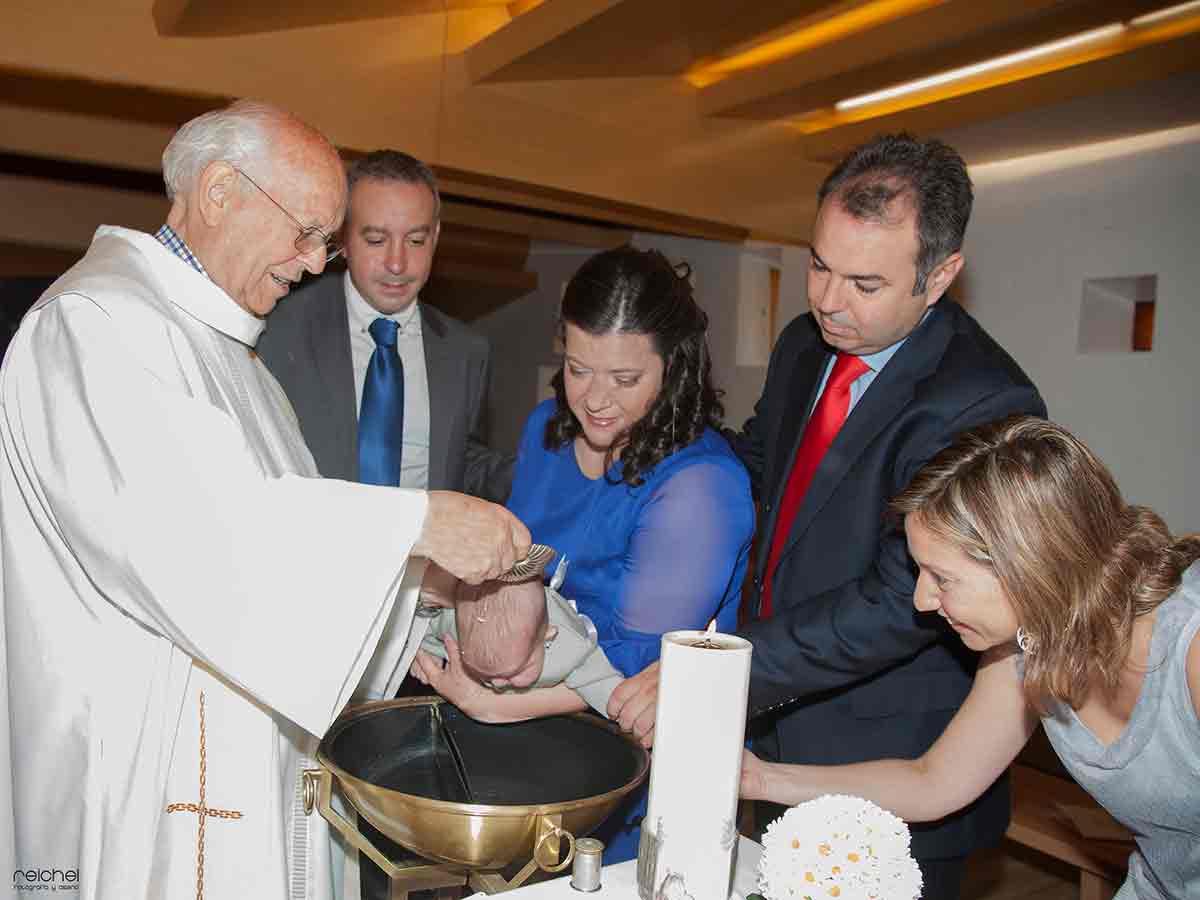 celebracion bautismal