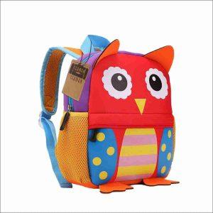 mochila infantil para preescolar