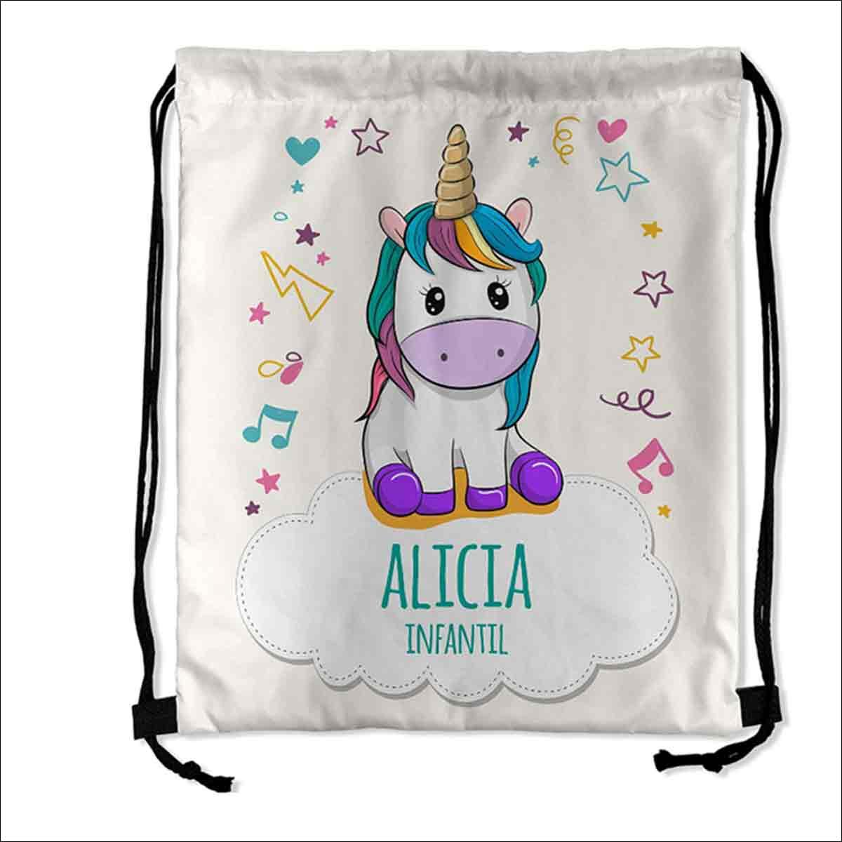 mochila personalizada nfantiles
