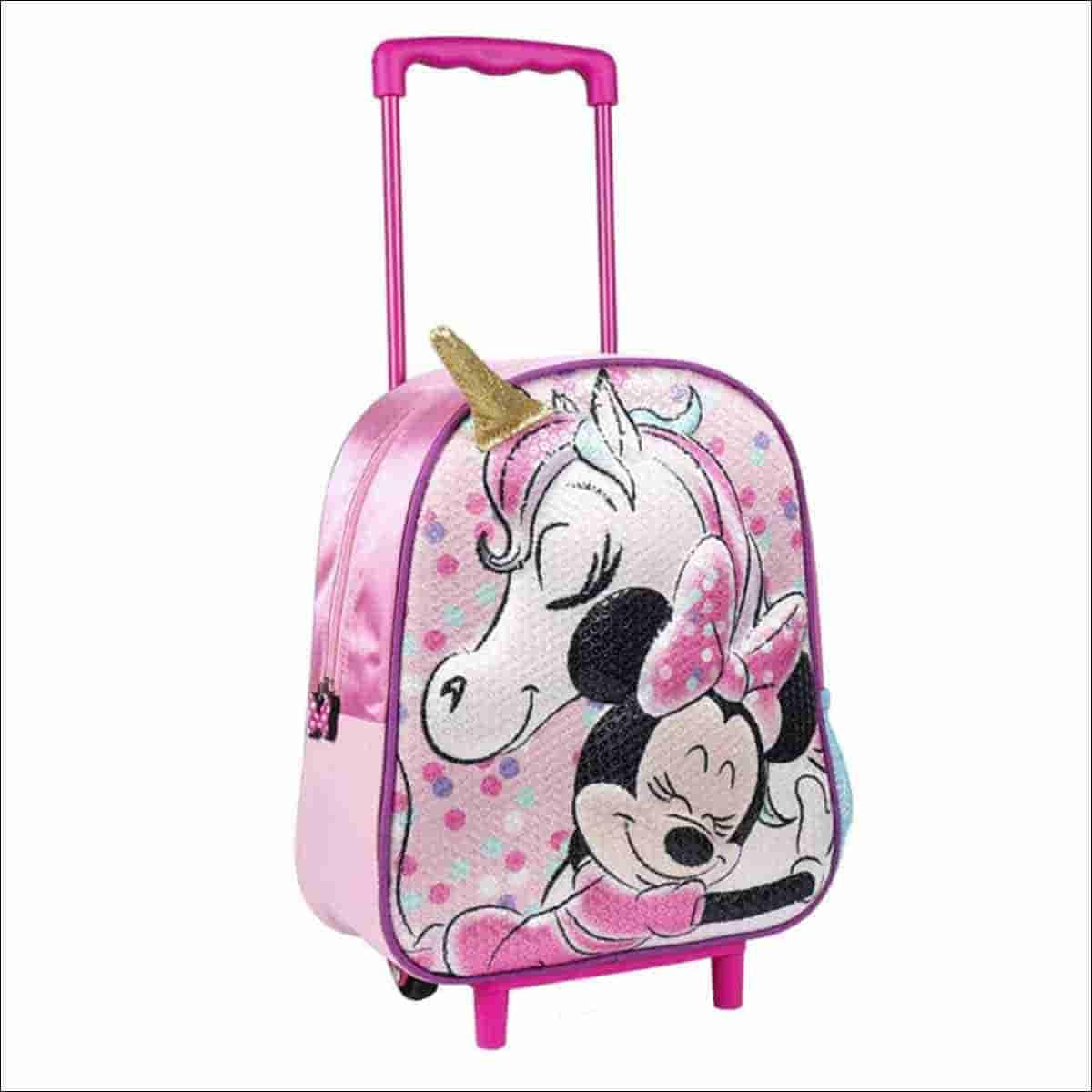 mochilas infantiles con ruedas