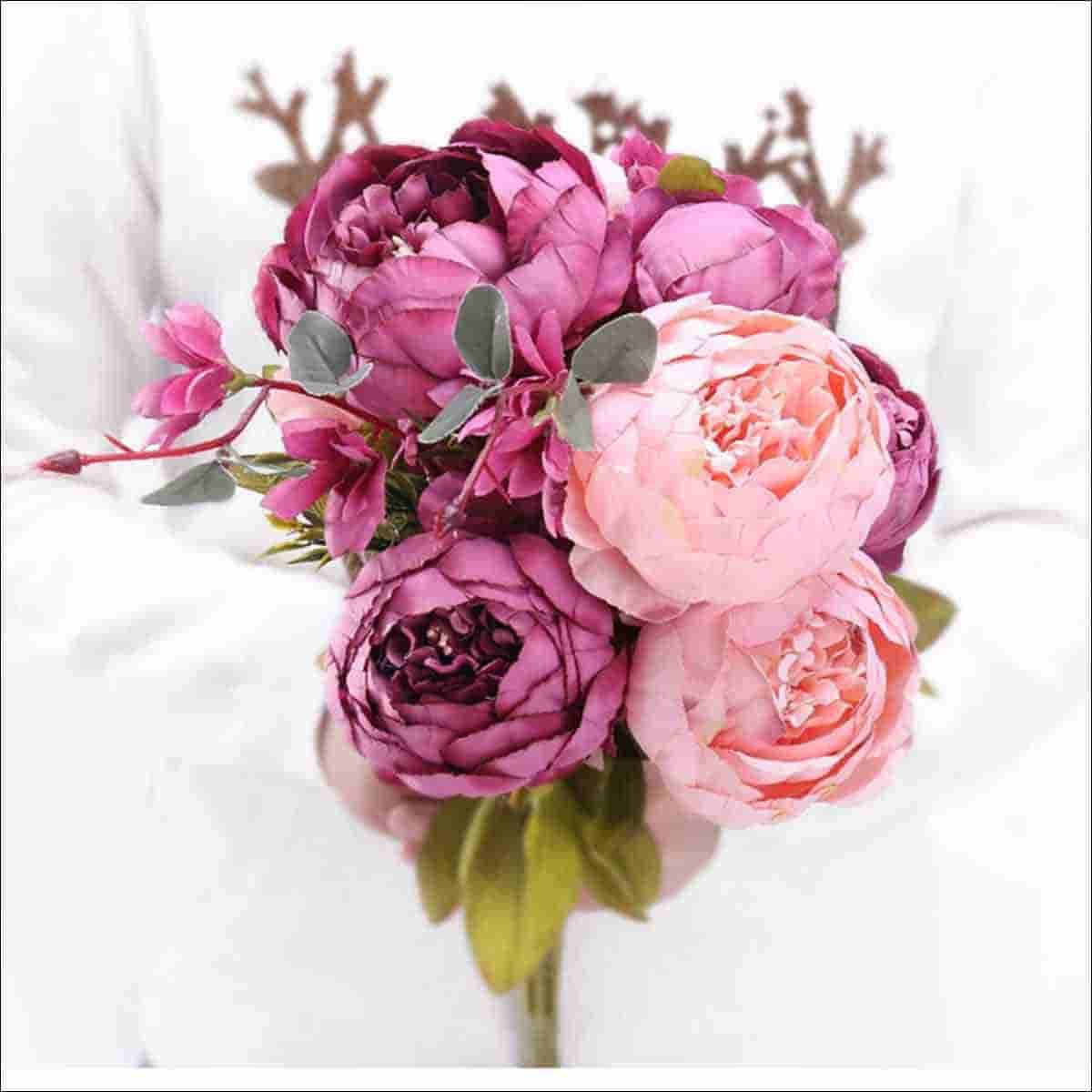 flores antiguas decoracion
