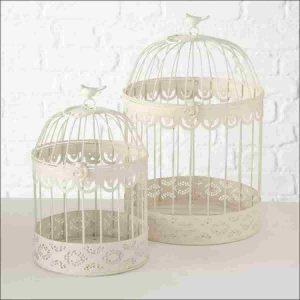 jaula decorativa para comuniones