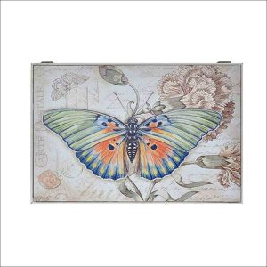 cuadro electrico de mariposas