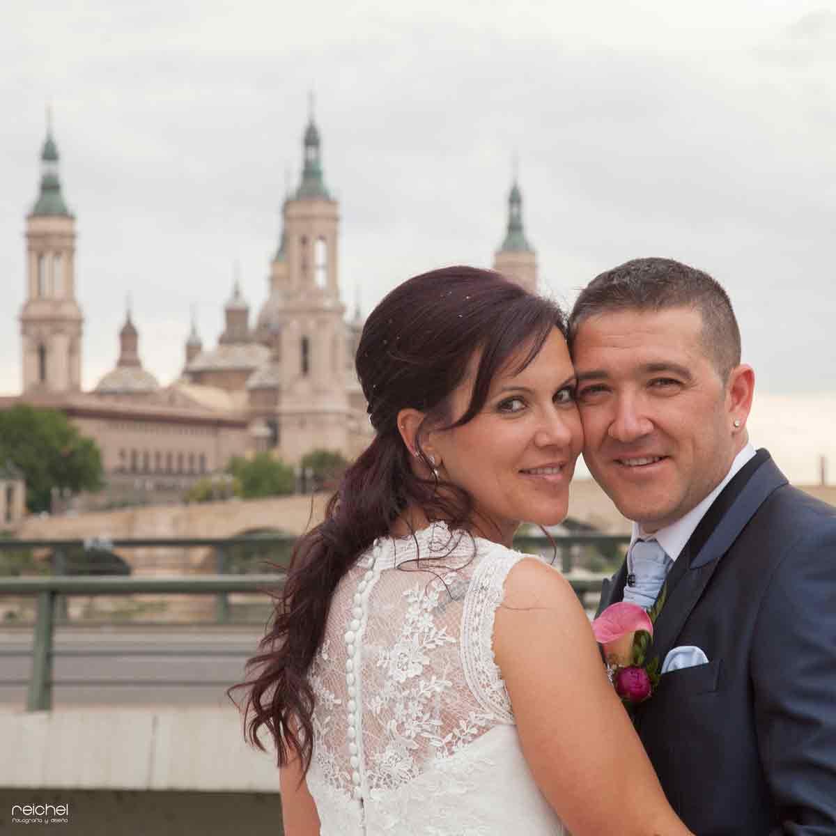fotos de matrimonio a las orillas del rio
