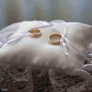 ideas para llevar los anillos de boda