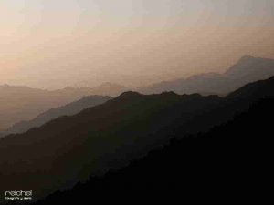 paisajes de la gran murrala china