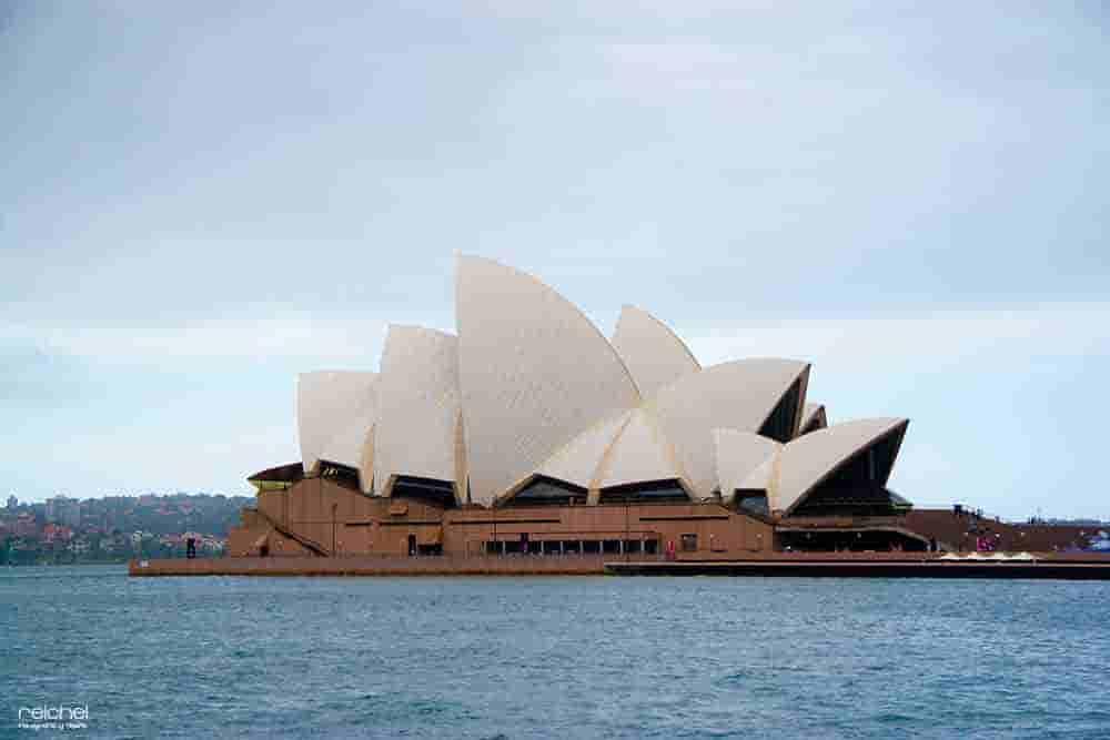 Opera de Sidney, Fotos de un viaje