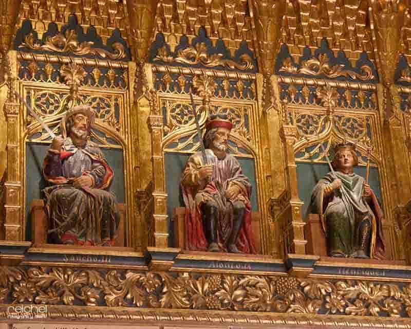 sala de los reyes del alcazar de segovia