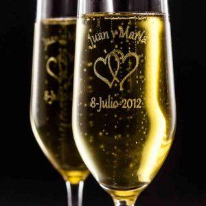 copas personalizadas bodas de oro