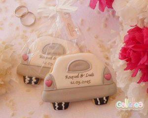 galletas decorativas para bodas