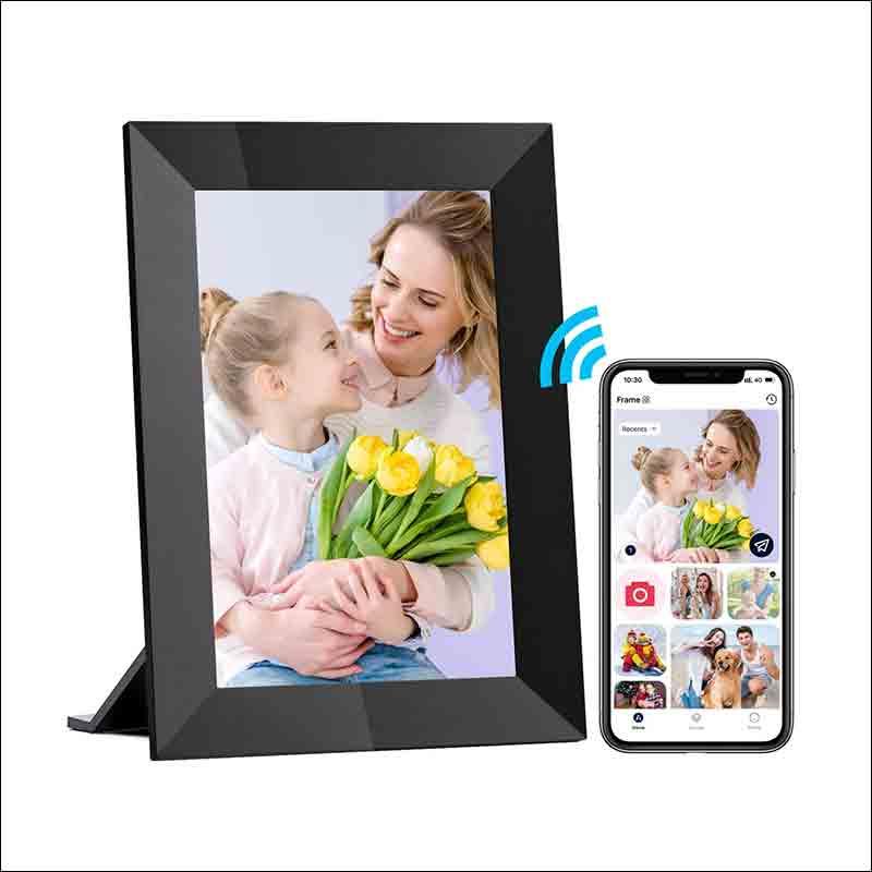 marco digital para compartir-fotos con moviles
