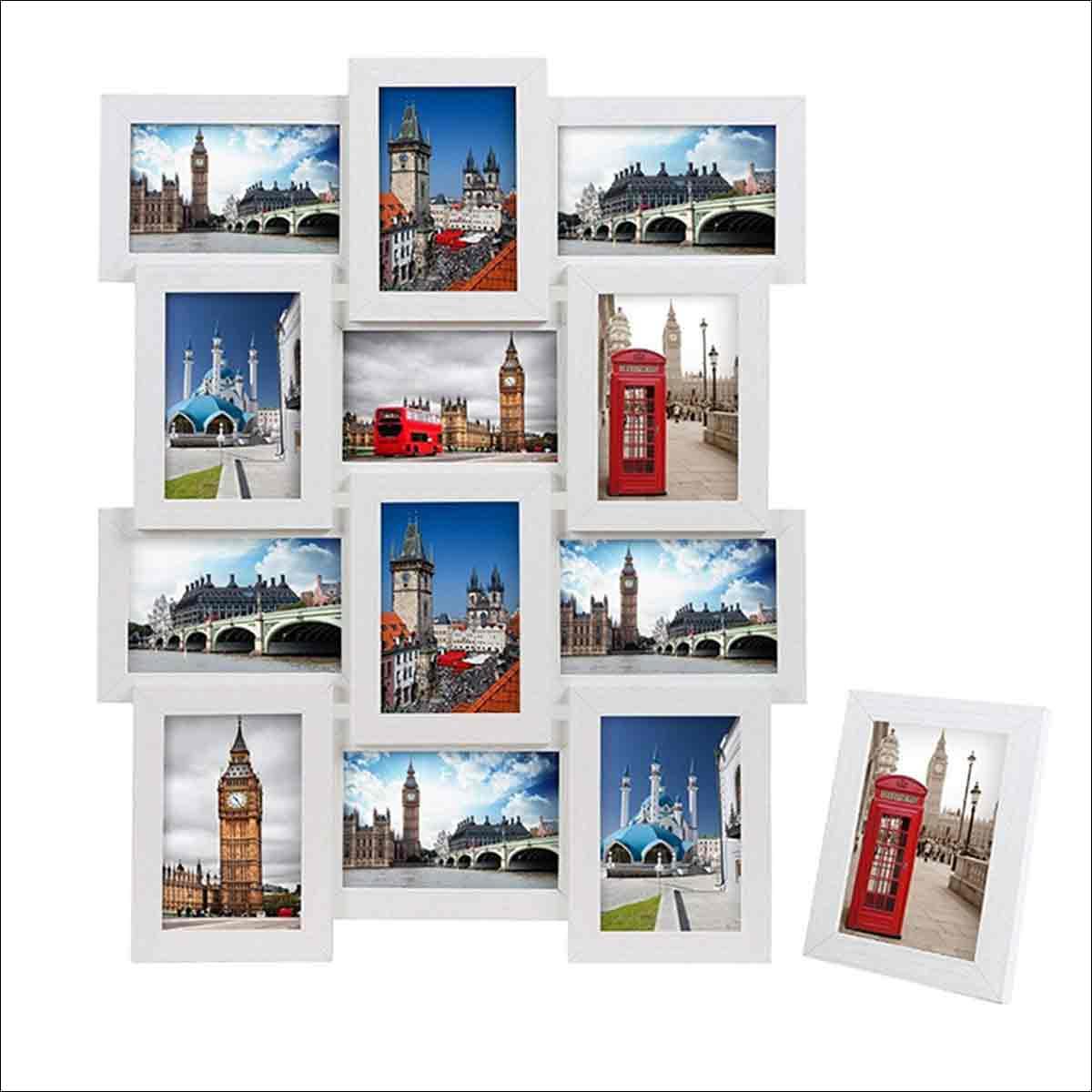 marcos de fotos multiples para doce fotos