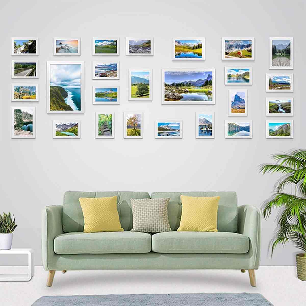 marcos multiples para 26 fotos