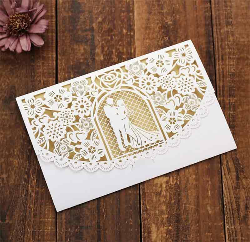 invitaciones de boda rustca
